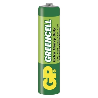 Baterie GP Greencell AAA/LR03 1,5V